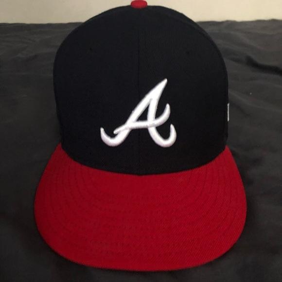 hot products sale online low priced New Era Accessories   Atlanta Braves Los Bravos Hat Size 7   Poshmark